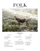 Image 2 of DIGITAL ISSUE: FOLK — Wander