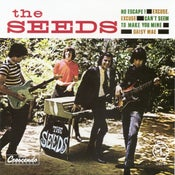 "Image of 7"" EP.  The Seeds : No Escape +3.   Ltd Edition."