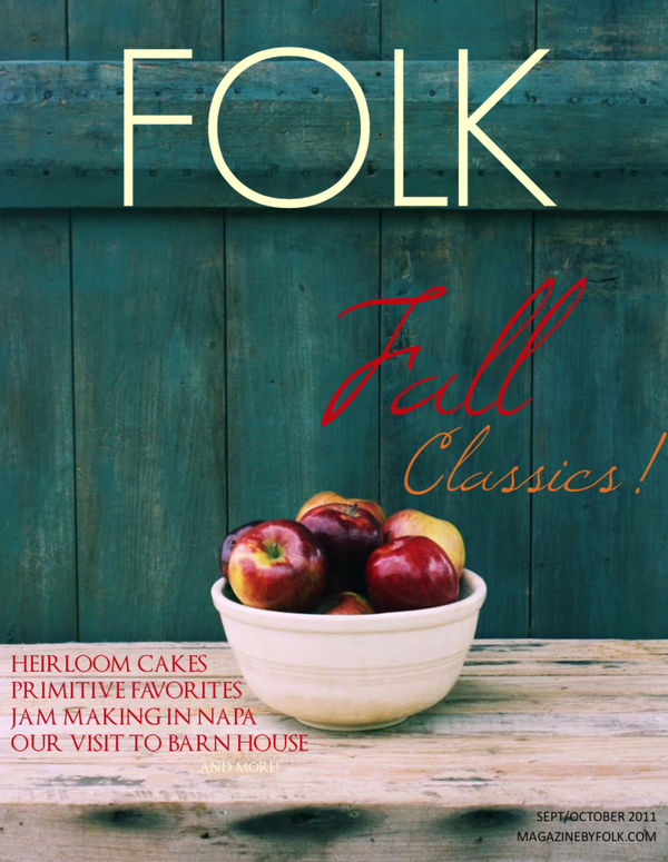 Image of DIGITAL ISSUE: FOLK — Issue One