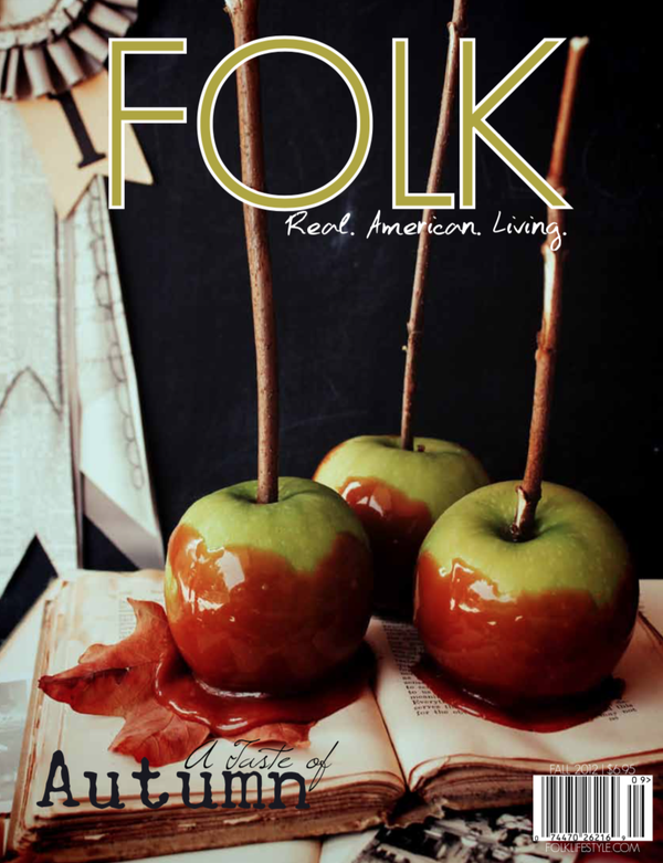 Image of DIGITAL ISSUE: FOLK — A Taste of Autumn