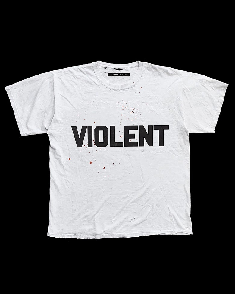 Image of VIOLENT T-SHIRT