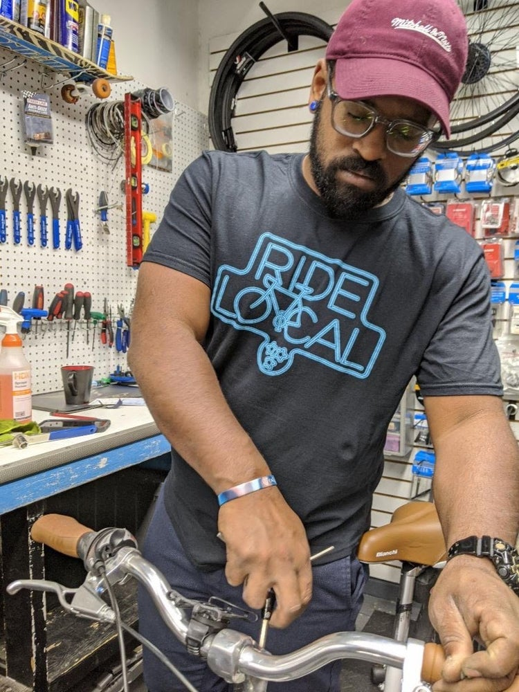 Image of Ride Local Tee