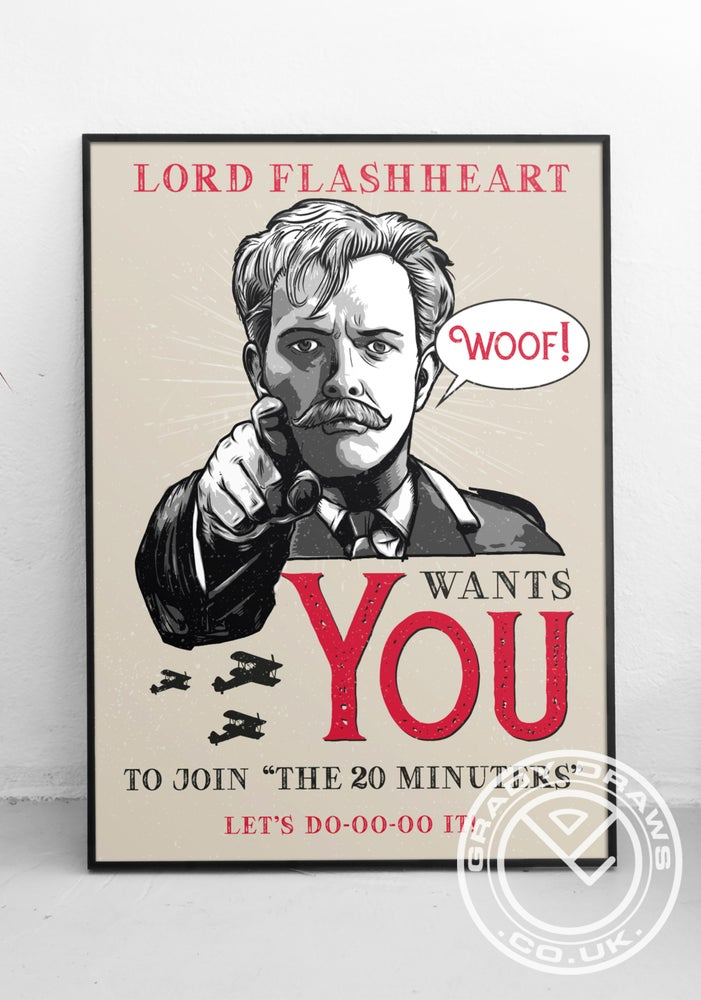 Image of Lord Flashheart