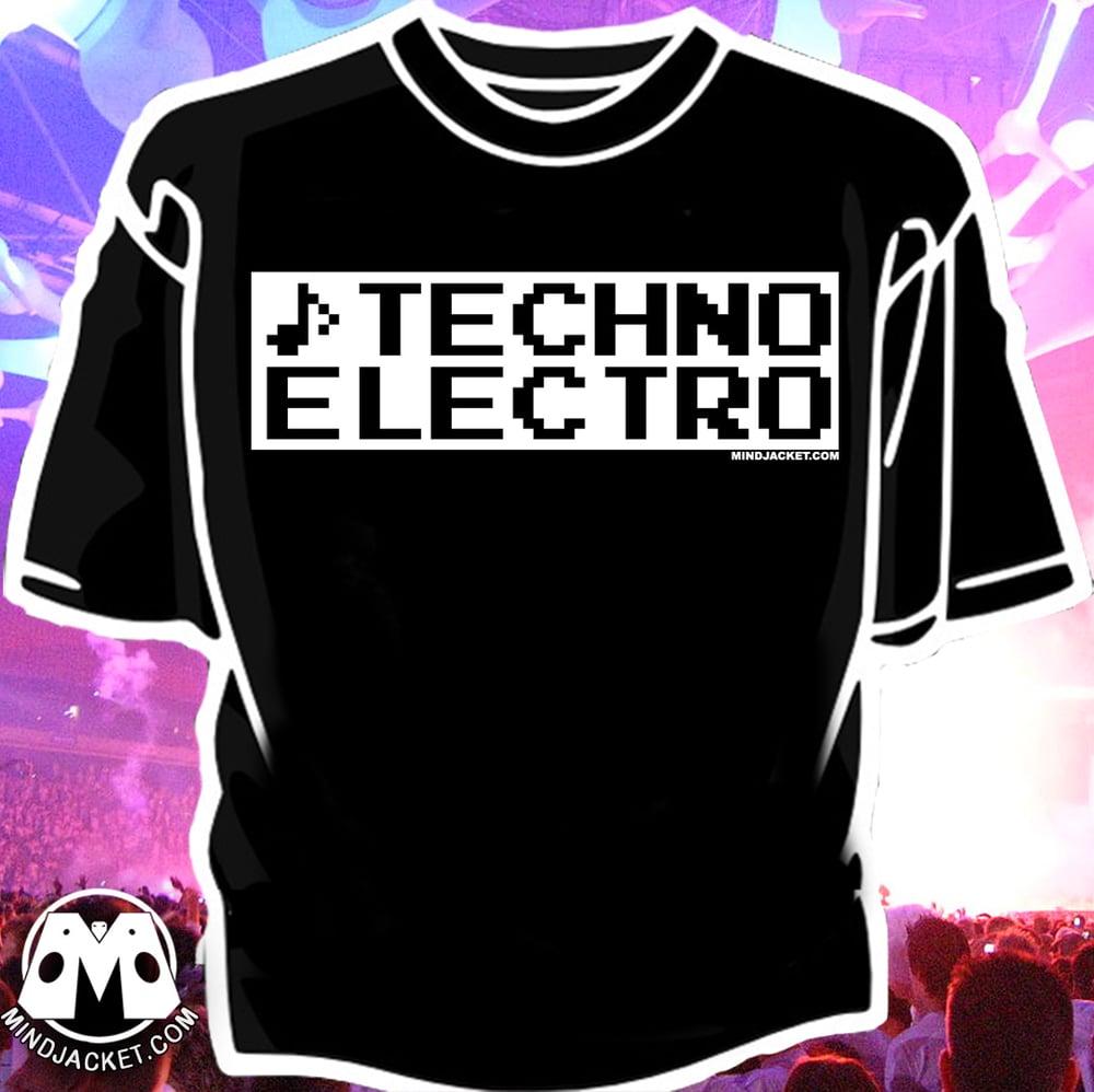 Image of TECHNO ELECTRO Shirt