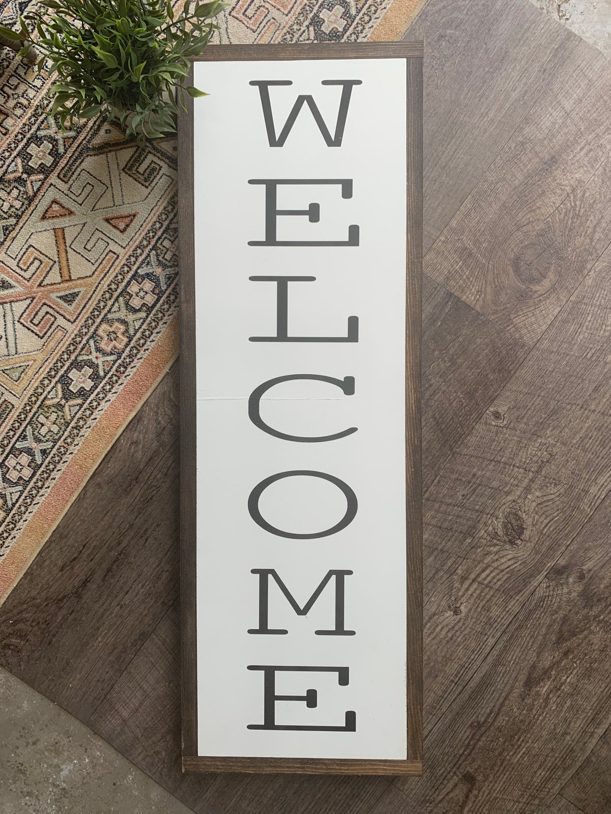 Image of Welcome (vertical)
