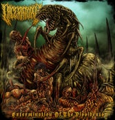 Image of LACERATORY	Extermination of the Dissidents	CD and T-shirt Pre-Order!!!