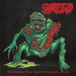 Image of GORIFIED	Its Not Fear That Tears You'll Apart...Its Us	CD Pre-Order!!!