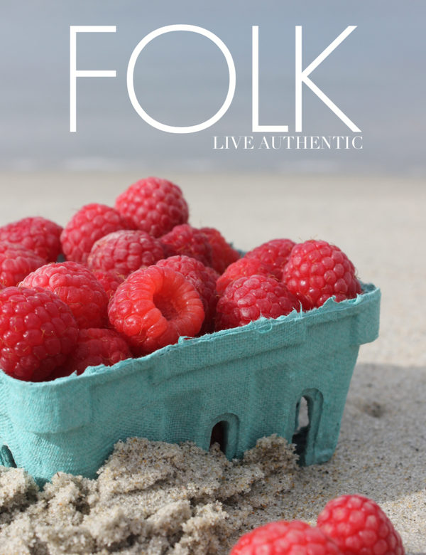Image of DIGITAL ISSUE: FOLK — New England