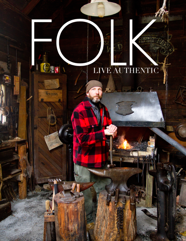 Image of DIGITAL ISSUE: FOLK — Winter