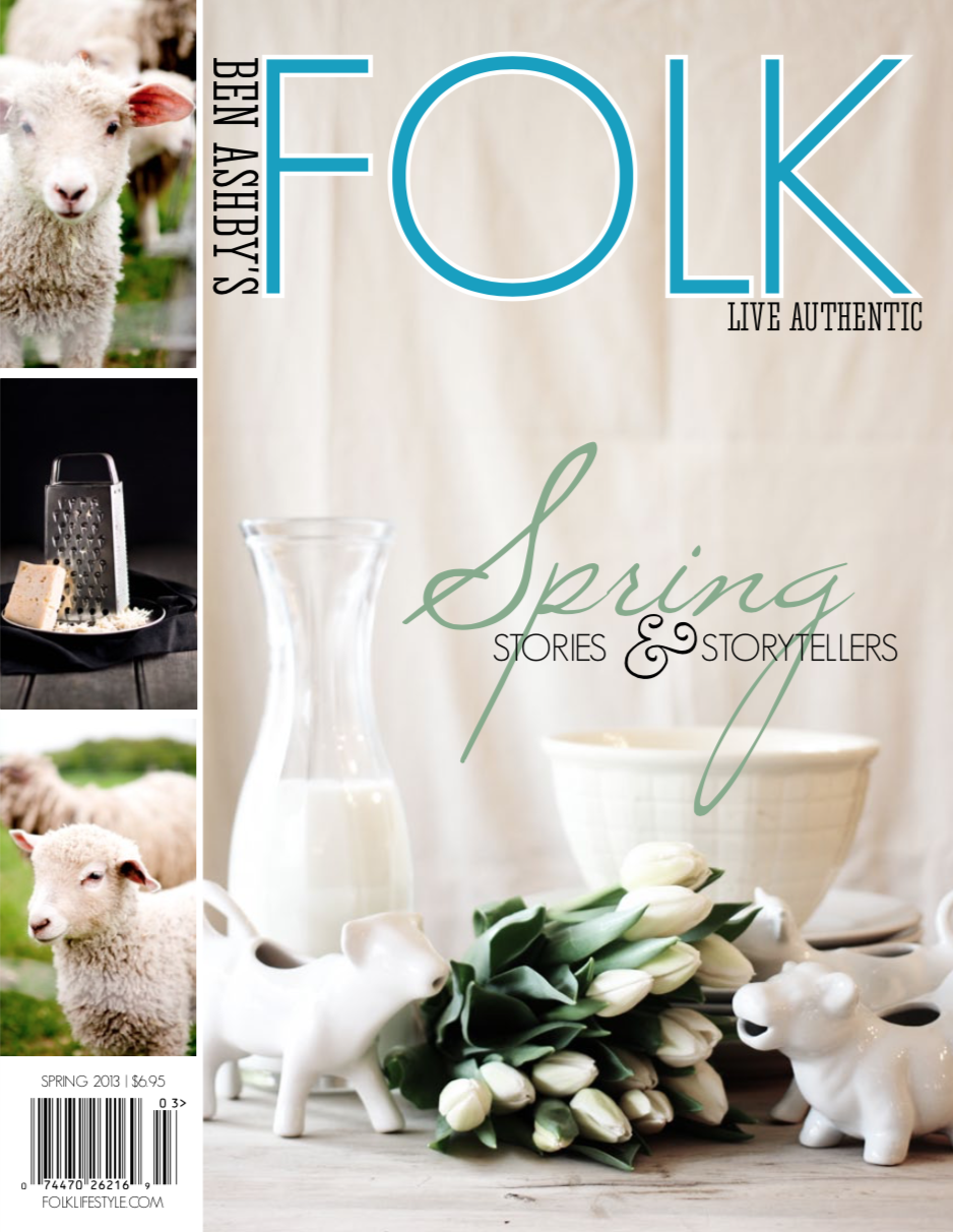 Image of DIGITAL ISSUE: FOLK —Stories & Storytellers