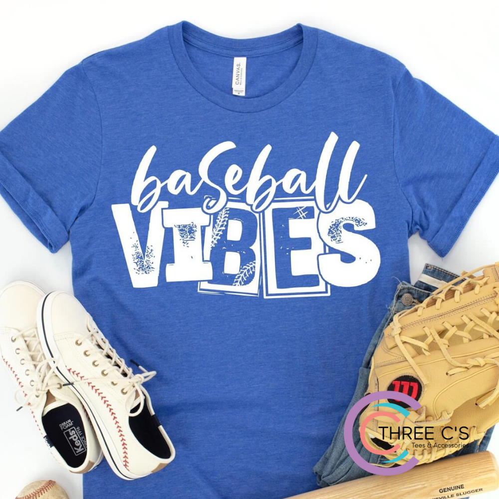 Image of Baseball Vibes Tee