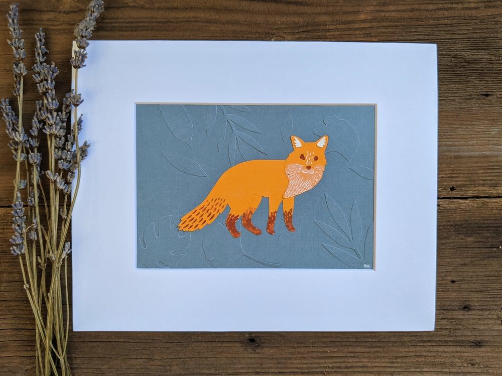 Image of Paper Fox