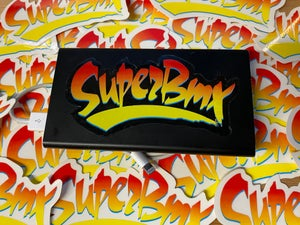 Image of SuperBmx Logo Sticker Pack