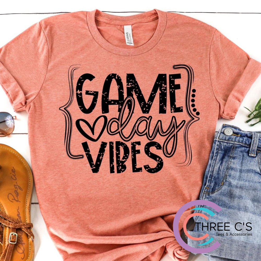 Image of Game Day Vibes Tee