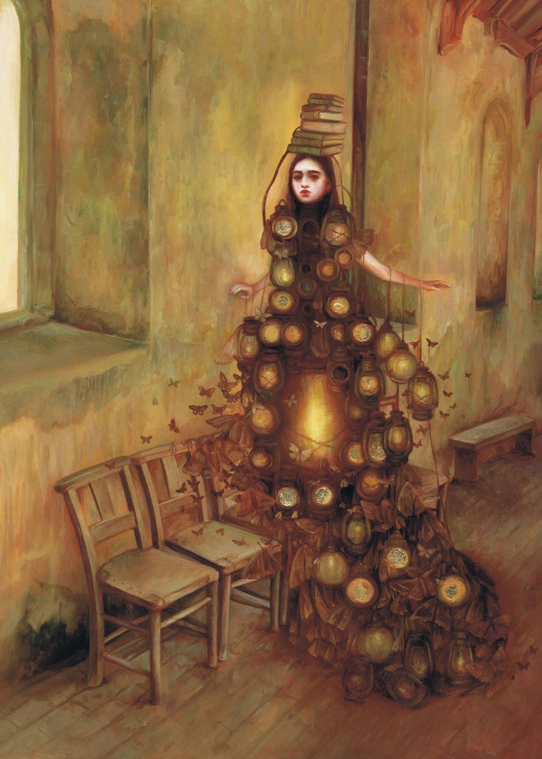 Image of 'The Lantern Lighter' by Nom Kinnear King