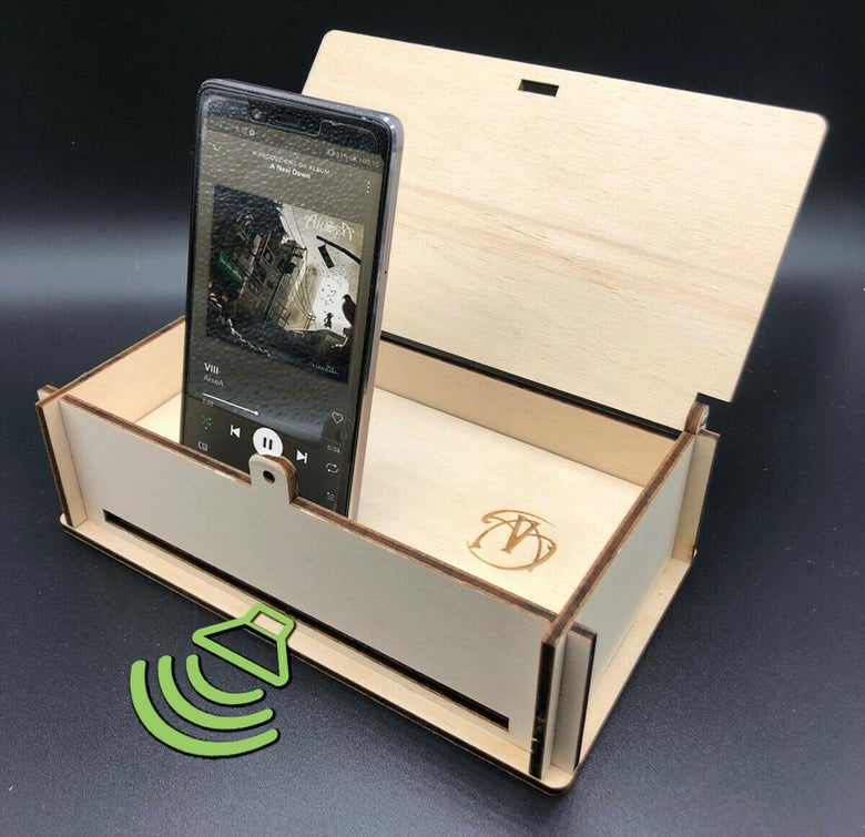 Image of Amplibox - Smartphone Soundbox - Limited Edition