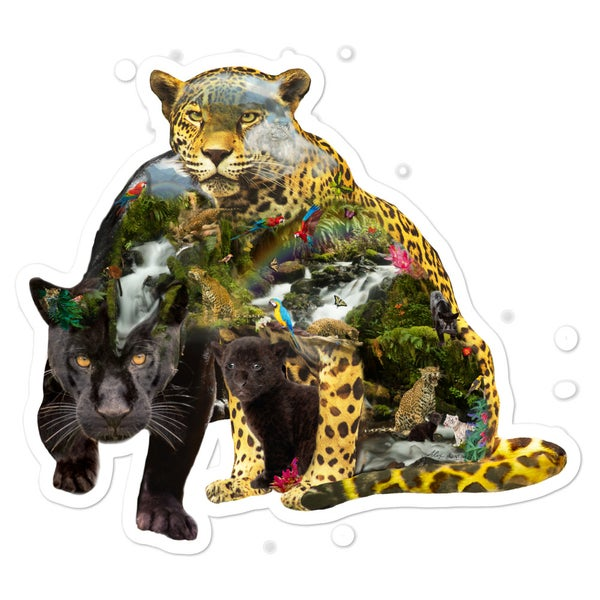 Image of Jaguar Sticker