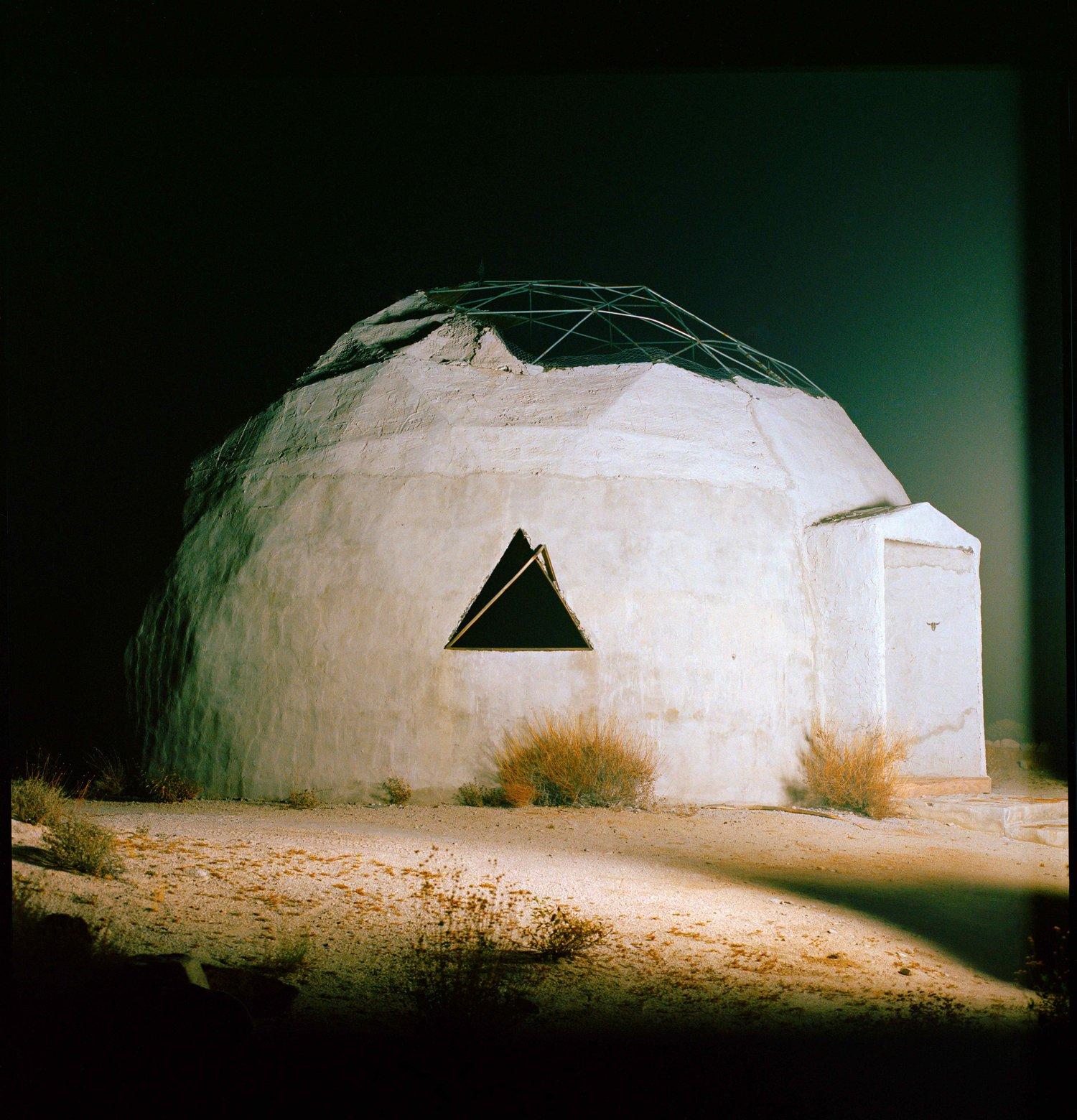 Triangles In The Night (Baja)