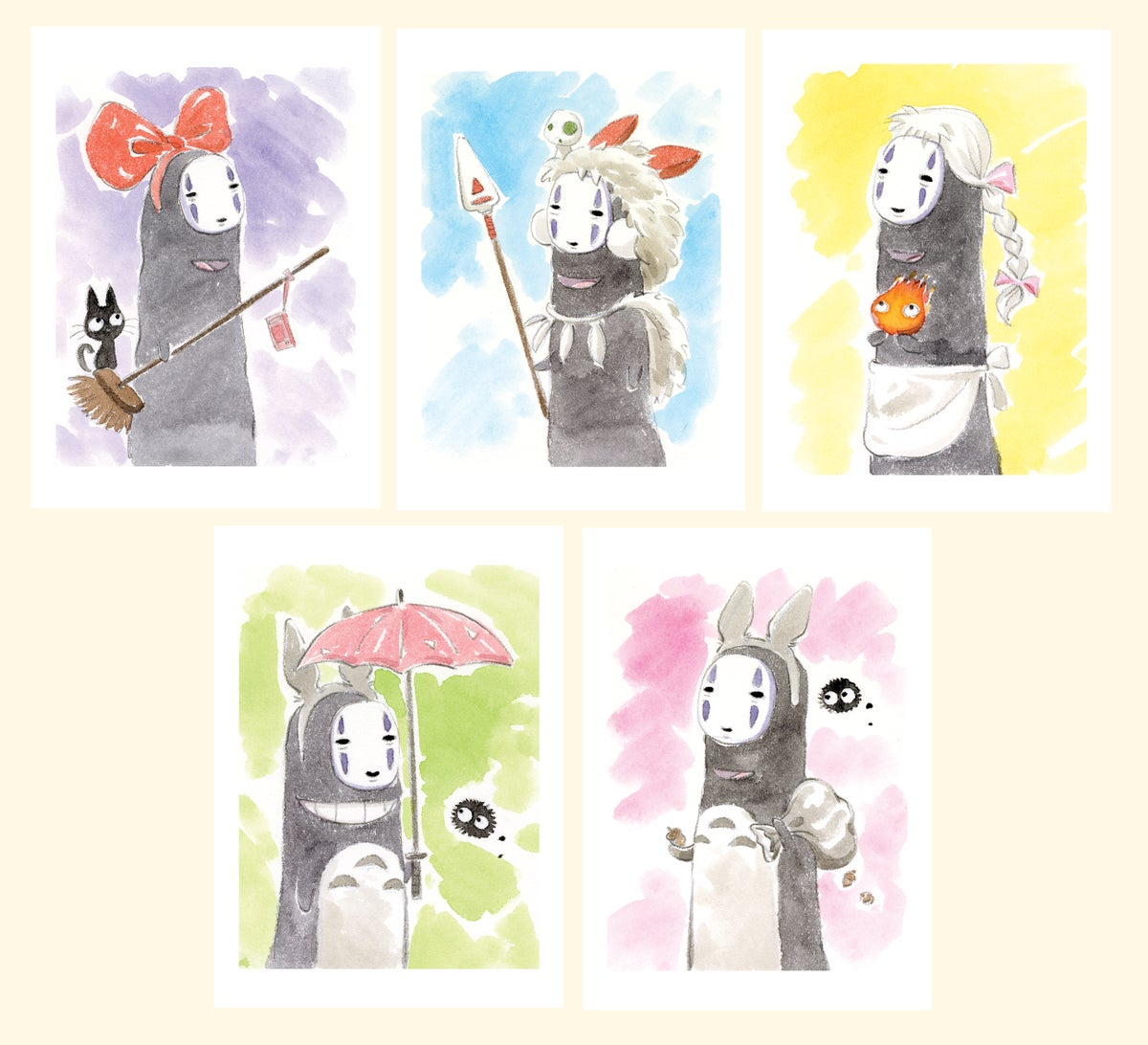 """Noface Trick or Treat 