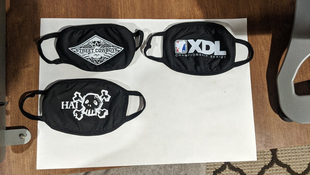 Image of XDL Brands Face Masks