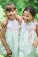 Image 4 of Mint Heirloom Primrose Sunsuit & Dress