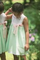 Image 2 of Mint Heirloom Primrose Sunsuit & Dress