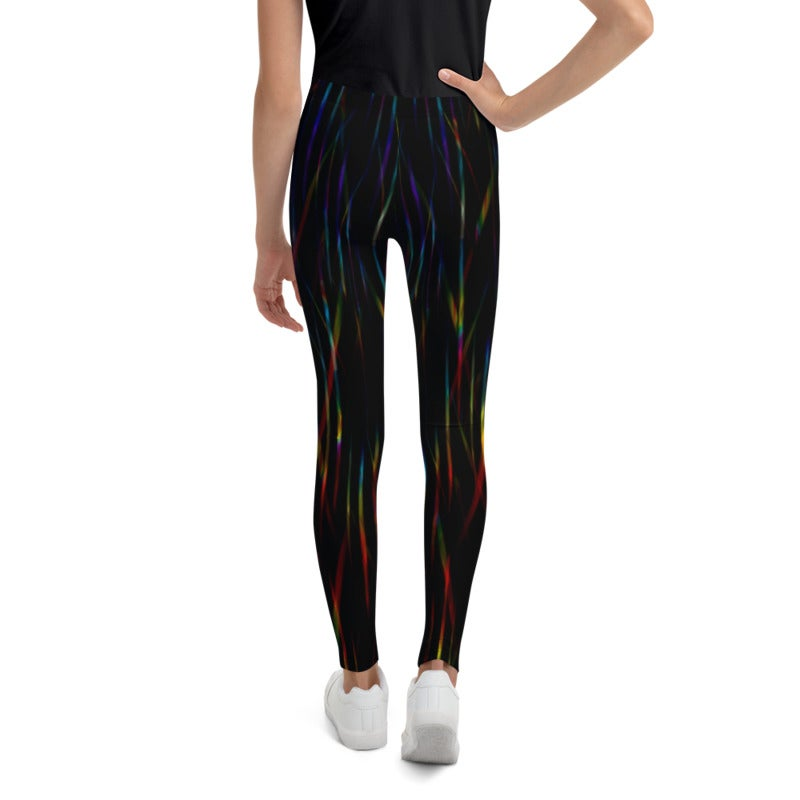 Image of Girl's Prism Yoga Pants