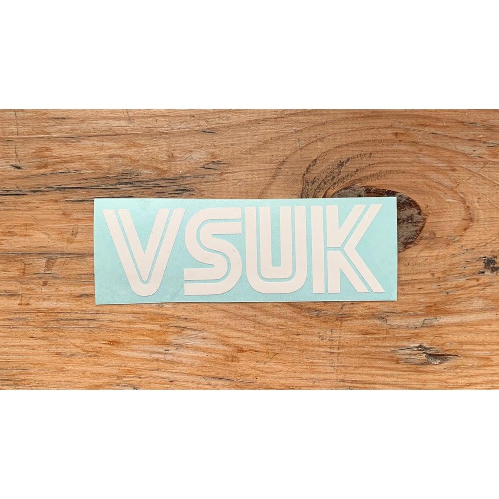 Image of VSUK Logo Sticker