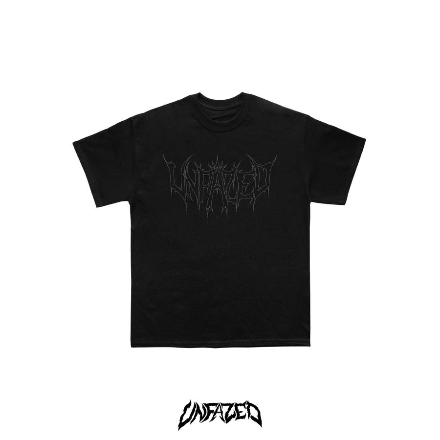 "Image of ""Phantom"" T shirt (Black)"