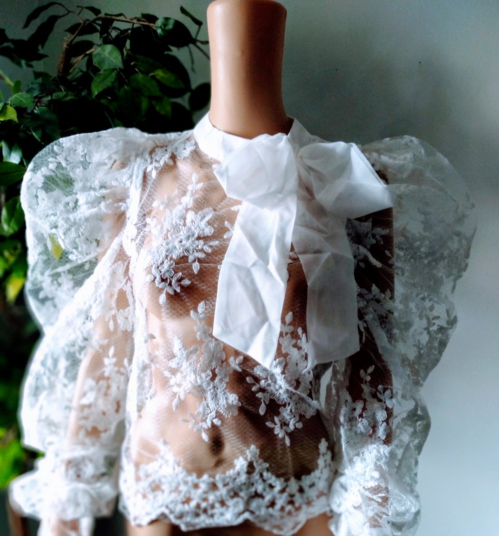 Image of Dramatic Blouse