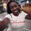 LOCS OF LOVE WHITE TEE SHIRT