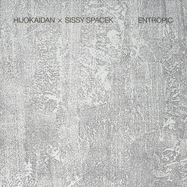 "Image of Hijokaidan × Sissy Spacek ""Entropic"" LP"