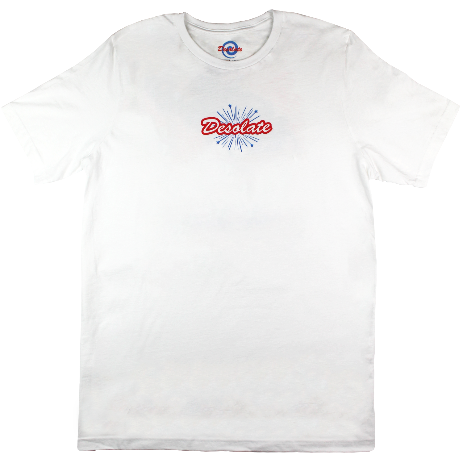 Image of Firework Tee (White)