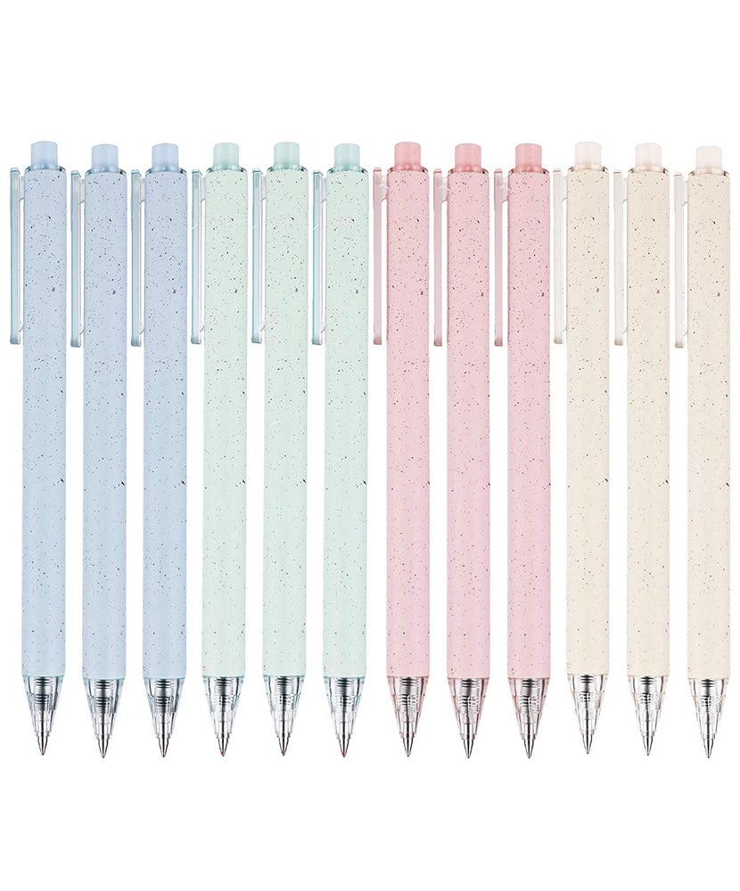 Image of Speckled Fine Tip Gel Pens