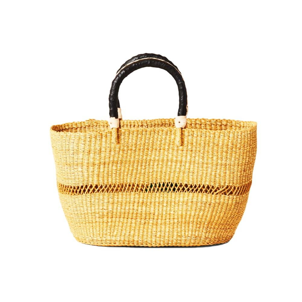 Image of Oval Vea Basket/Shopper