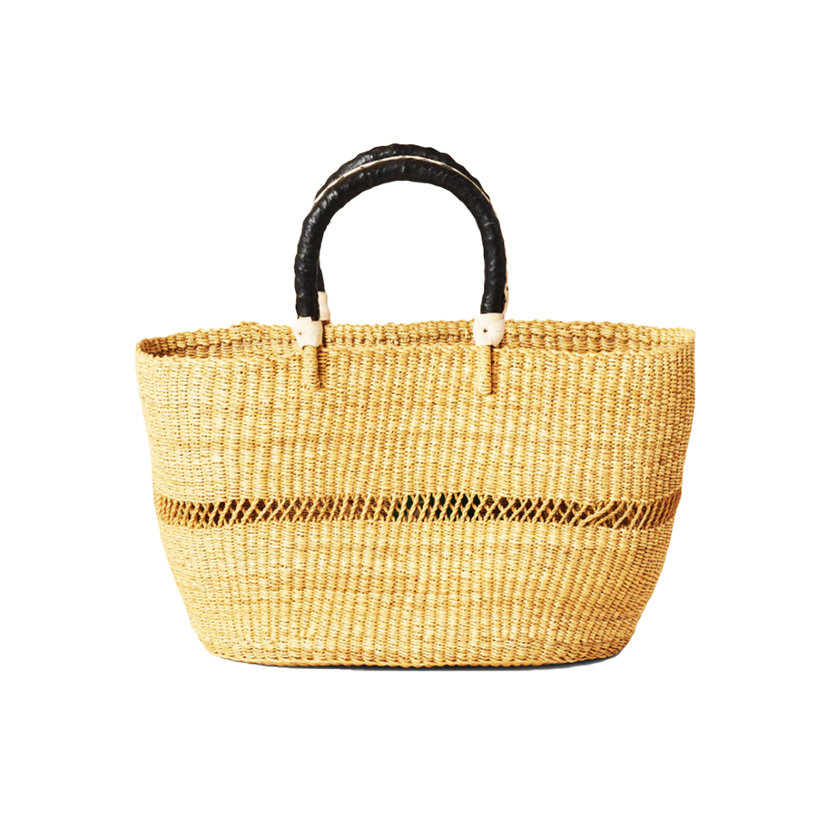 Image of Oval Vea Basket/Shopper