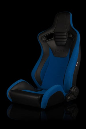 Image of Elite S Series - Universal BRAUM Racing Seats (Pair) - NEW!!!