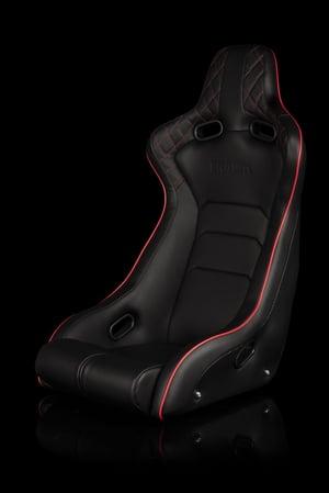 Image of Venom X - Braum Racing Universal Fixed Back Seats - (Single Seat) - NEW!!!