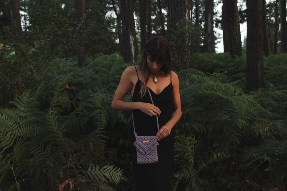 Image of Lavanda essential bag