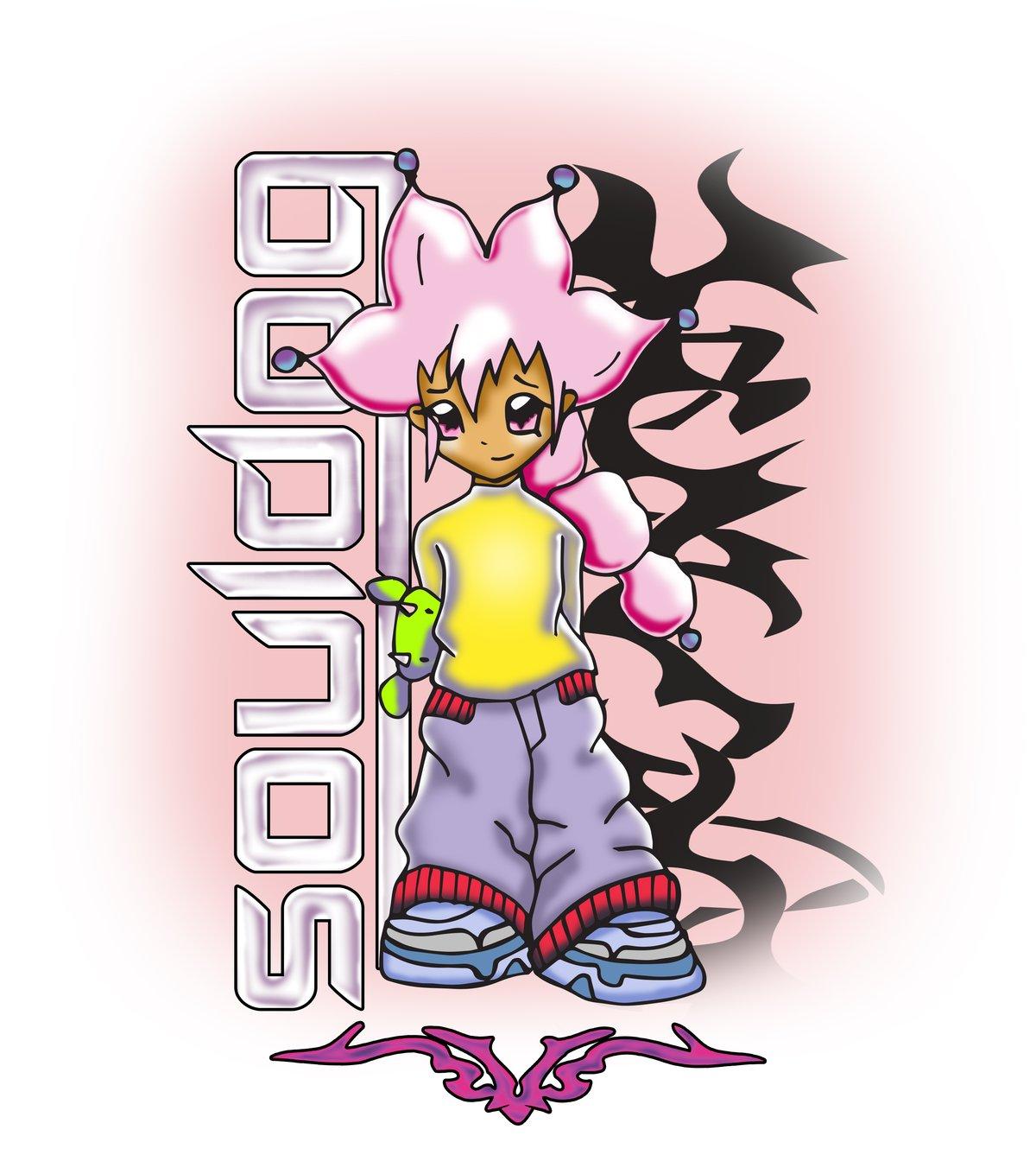 Image of Shai Hoodie - Preorder