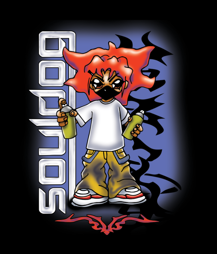 Image of Shado Hoodie - Preorder