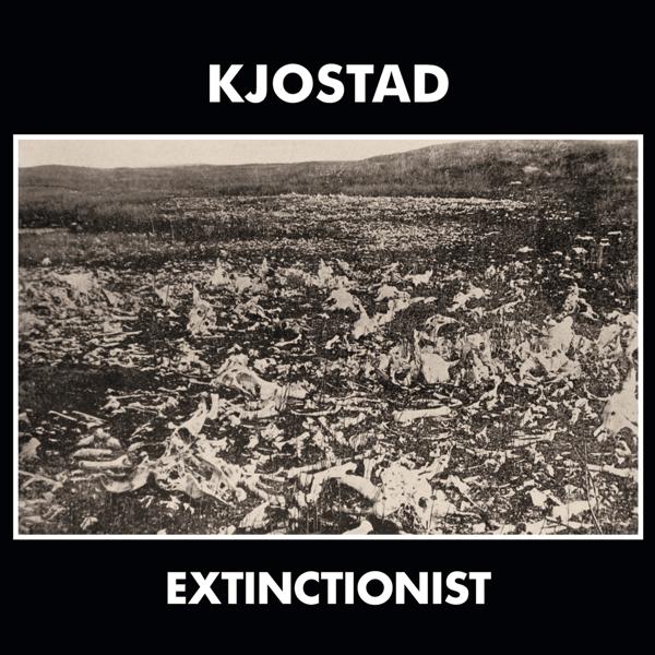 "Image of Kjostad ""Extinctionist"" CD"