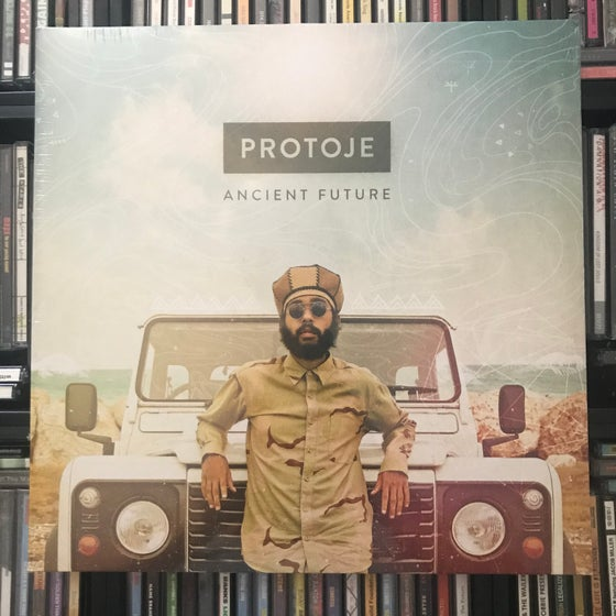 Image of Protoje - Ancient Future Vinyl 2xLP