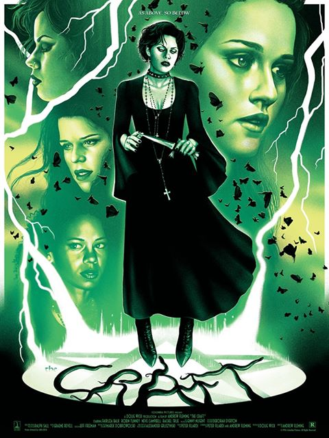 Image of The Craft ~ Wicked Witch Exclusive Variant