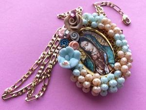 Virgencita Pendant Necklace
