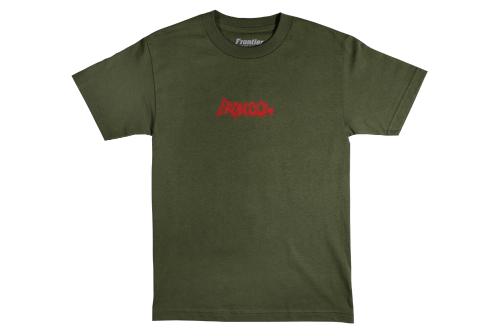 Image of HC Logo T-Shirt Army Green