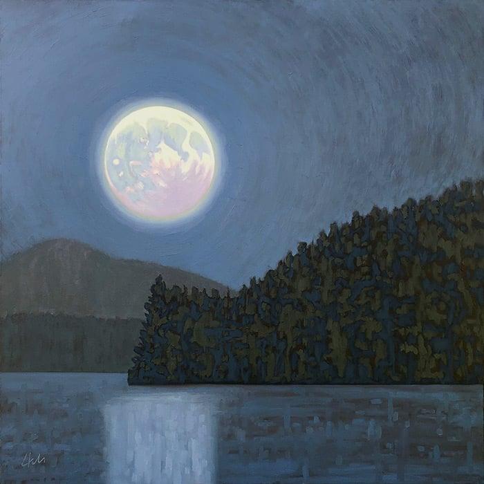 Image of Summer Moon