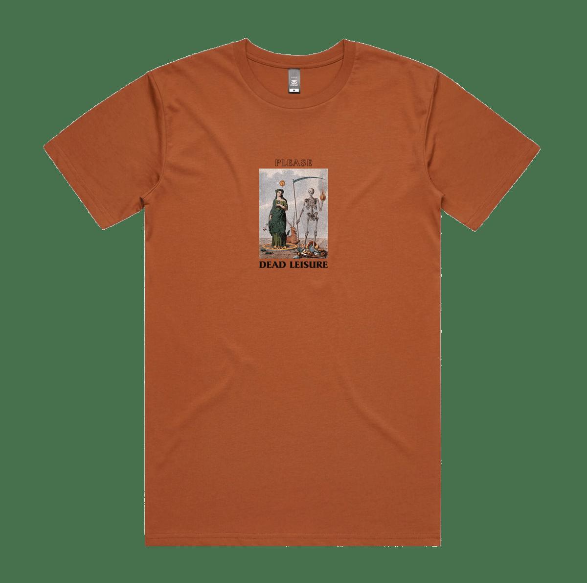 Please T-shirt - Copper