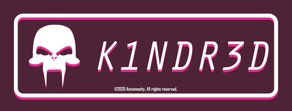 Image of K1NDR3D - Fragrance Body Oil