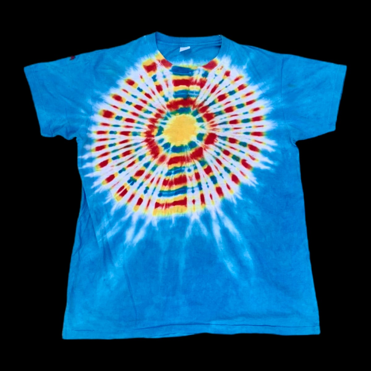 Vintage late 80's / Early 90's Tie Dye! - XL